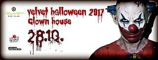 Velvet Halloween 2017 - Clown House