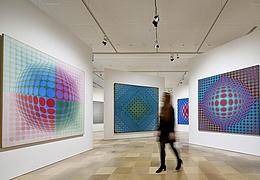 Victor Vasarely. Im Labyrinth der Moderne