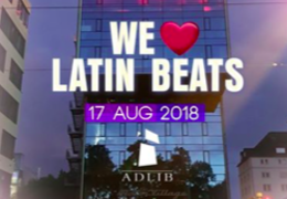We Love Latin Beats - Adlib