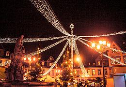 Weihnachtsmarkt in Weilburg