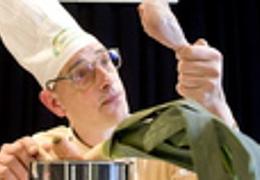 Wer kocht, schiesst nicht - Eine Satire von Michael Herl
