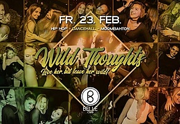 Wild Thoughts - Love Her But Leave Her Wild!