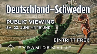 WM Public Viewing / Ger-Swe