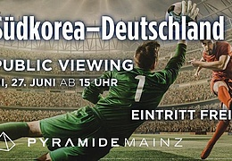 WM Public Viewing / Kor-Ger