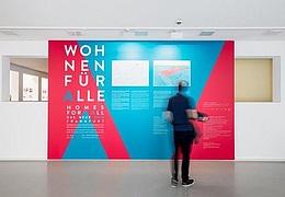 WOHNEN FÜR ALLE – Das Neue Frankfurt 2018