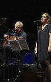 Wolf & Pamela Biermann & ZentralQuartett