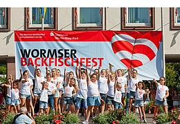 Wormser Backfischfest