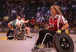 WSC Wheelchairbasketball