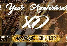XO 2 Years Celebration