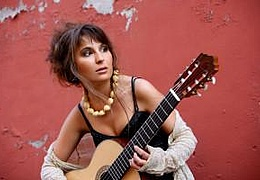 Yuliya Lonskaya - Von Sibirien nach Brasilien