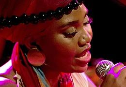 Yvonne Mwale - World / Afro-Jazz/Blues beim