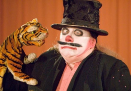 Zirkus der Kuscheltiere