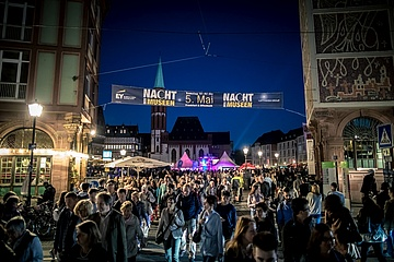35.000 visitors at the NIGHT OF MUSEUMS 2019 in Frankfurt and Offenbach