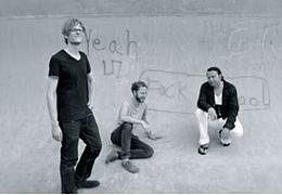 Adrian Mears Trio