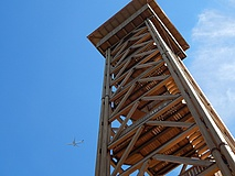 There it is again - topping-out ceremony for the new Goetheturm