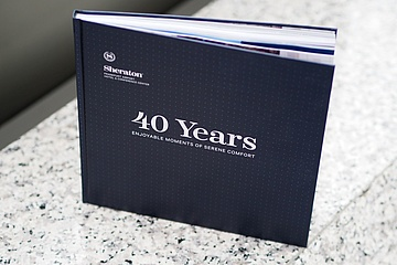 40 Jahre Sheraton Frankfurt Airport Hotel & Conference Center