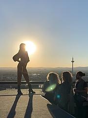 SKYWALK MEETS FASHION - Frankfurts höchster Catwalk