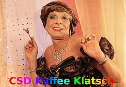 CSD - Kaffee - Klatsch