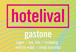 Hotelival - indoor music festival