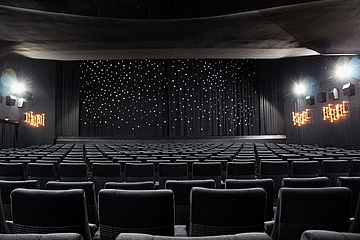 Renovation completed - The EUROPA cinema shines in new splendour