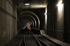 VGF nimmt U-Bahn-Betrieb wieder auf