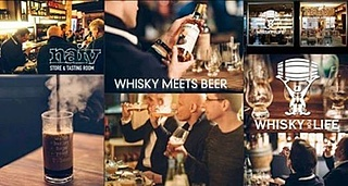 CRAFT BEER meets WHISKY - Virtuelles Tasting