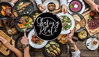 SHARING PLATE ONLINE FOOD TOUR