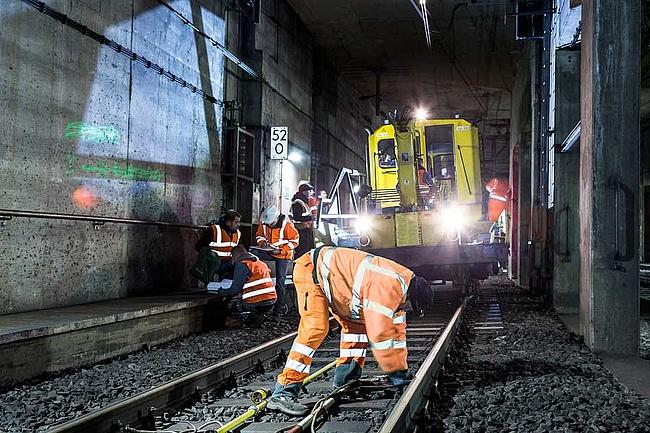 Frankfurts meistbefahrene U-Bahn-Strecke in den Sommerferien gesperrt