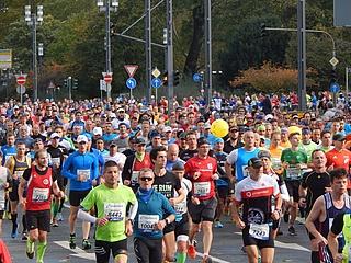 Mainova Frankfurt Marathon  - Das größte Straßenfest der Stadt