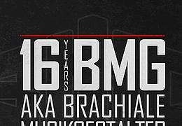 Inurfase 16 Years BMG aka Brachiale Musikgestalter