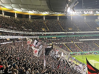 Eintracht may play against TSG Hoffenheim in front of fans