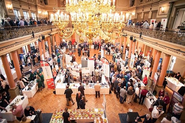CiderWorld'19 - Frankfurter Apfelweinmesse lädt zum Genießen ein