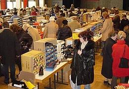 Markenschuhverkauf