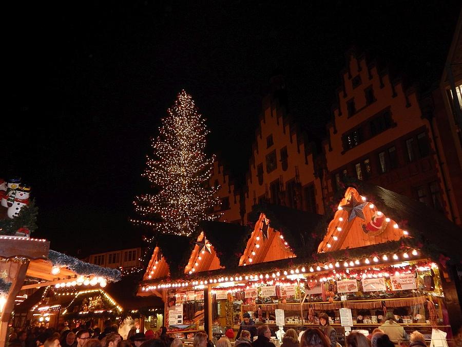 Weihnachtsmarkt Frankfurt Am Main.Der Frankfurter Weihnachtsmarkt