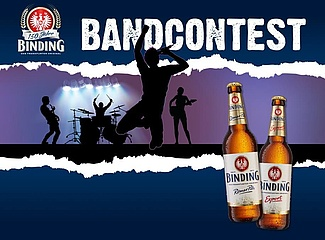 Binding Band Contest 2020 - The finalists have been determined