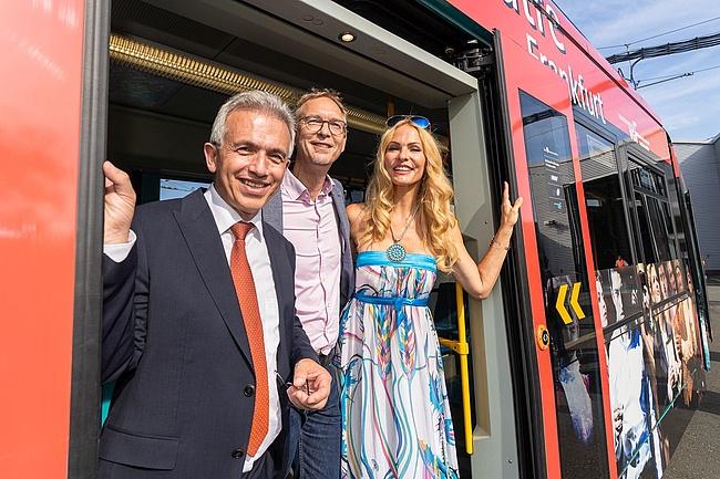 Happy Birthday, English Theatre: Eine Straßenbahn zum 40. Geburtstag
