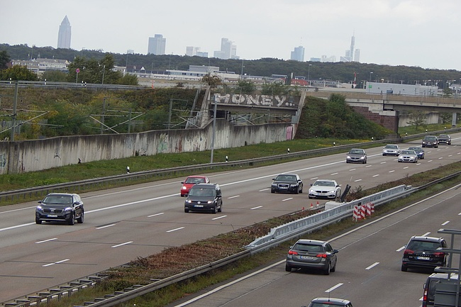 Verkehrsinformationen für Frankfurt