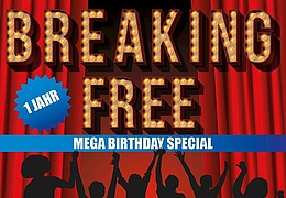1 Jahr Breaking Free