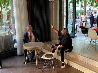 Lord Mayor Feldmann demands realistic distance rules for restaurants