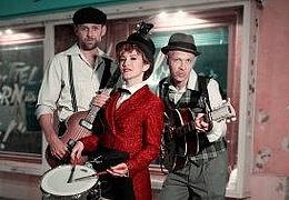 Marina & The Kats - Swingsalabim
