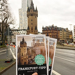 Der Frankfurt-Tipp Guide 2020 - The third issue of the free print magazine is here!