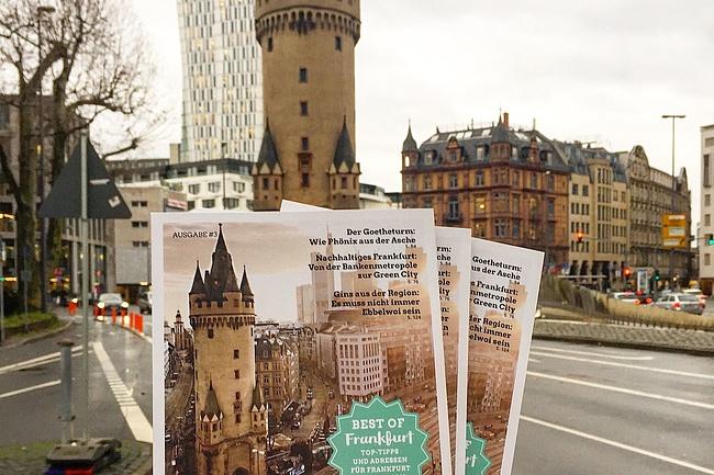 Der Frankfurt-Tipp Guide 2020 – Die dritte Ausgabe des kostenlosen Print-Magazins ist da!
