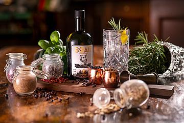 BOAR Gin in Frankfurt ausgezeichnet