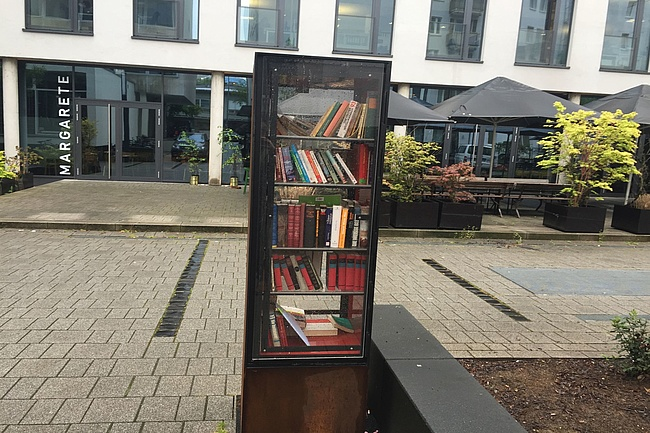 Bookcases in Frankfurt