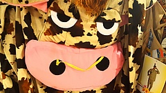 Helau: die Narren sind los. Fünf Kostümideen nach berühmten Frankfurtern