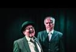 Ludwig Riederer & Alex Zimmer - bissige Chansons