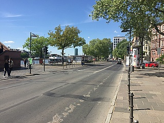 It's official: Car-free Main bank comes August