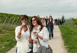 Weinfest im fröhlichen Weinberg