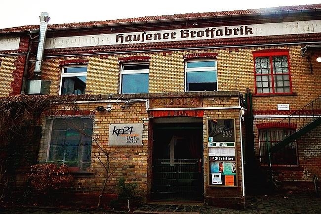 Die Brotfabrik – Der kulturelle Mittelpunkt von Hausen