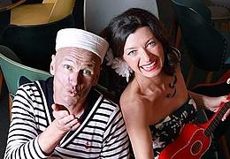 Bonjour Kathrin - Hommage an Caterina Valente & Silvio Francesco